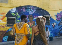 Murales Completed - Chale Wote Festival (Accra)
