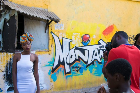 Beautiful Woman - Chale Wote Festival (Accra)
