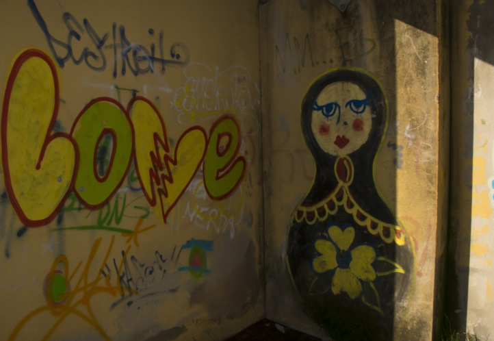 Love - Graffiti