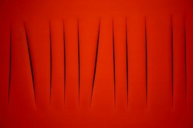 Lucio Fontana - Expectations (Gallerie D'Italia)
